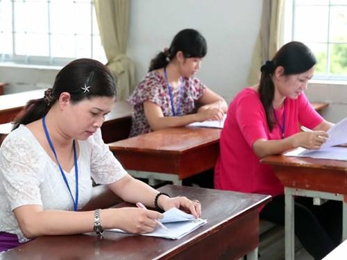 Phúc khảo đối với bài thi trắc nghiệm