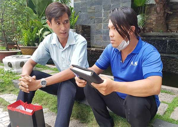 Nhiều doanh nghiệp muốn mời Hiền về làm việc để giúp anh lo cho gia đình tốt hơn