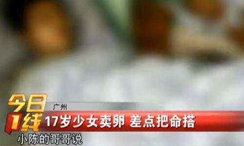 Nữ sinh suýt chết vì tiêm thuốc kích thích bán trứng được 34 triệu đồng