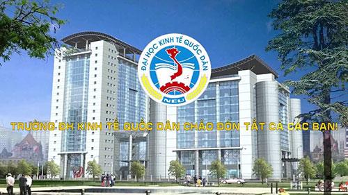 Đại học Kinh tế quốc dân là trường top đầu đào tạo các chuyên ngành kinh tế