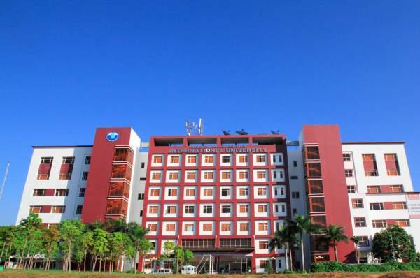 Trường ĐH Quốc tế - ĐH Quốc gia TPHCM