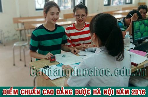 diem-chuan-cao-dang-duoc-ha-noi-nam-2016