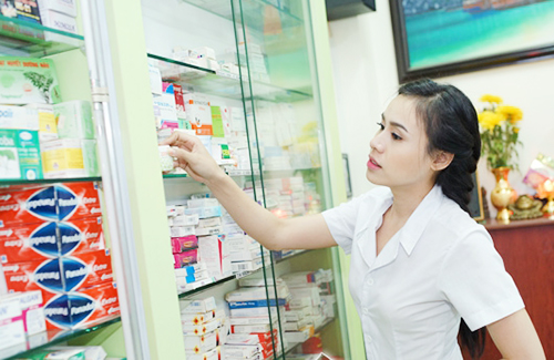 Nữ dược sĩ biết cách nhẫn nại giữ cho nhà cửa bình yên
