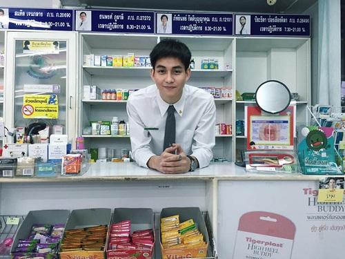 Nam giới theo học ngành Dược cũng đem lại được nhiều thành công