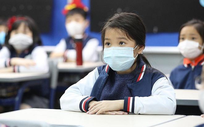 63 tỉnh thành đã cho hàng chục triệu học sinh đi học trở lại. Hình ảnh minh họa.