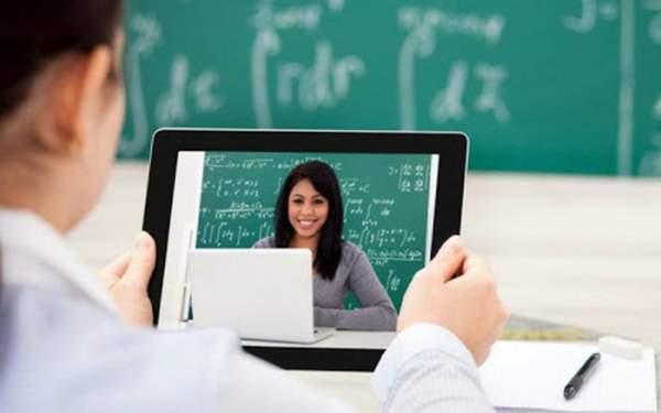 Hình thức học trực tuyến chỉ áp dụng khi học sinh không thể đến trường