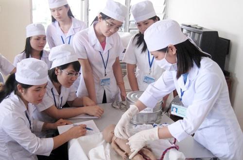 Công bố 2 phương án xét tuyển vào khối ngành sức khỏe 2019