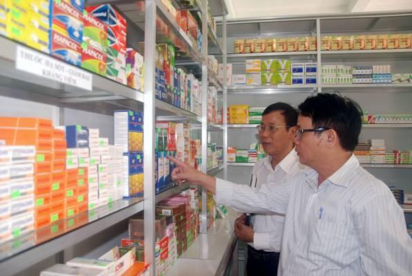 Quản lý bán thuốc theo đơn bằng cách ứng dụng công nghệ