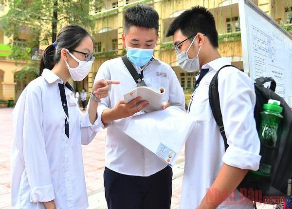 Mẫu phiếu đăng ký tốt nghiệp và xét tuyển ĐH năm 2021