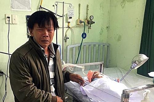 Bình Thuận: Bác sĩ đỡ đẻ sai cách khiến bé gái nặng 4kg gãy tay, nguy kịch
