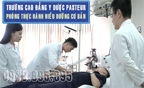 Địa chỉ Liên thông Cao đẳng Điều dưỡng cấp bằng chính quy tại Hà Nội