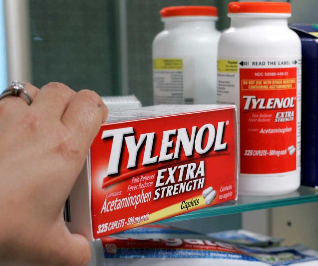Kết hợp Acetaminophen và Opioids dễ gây chết người