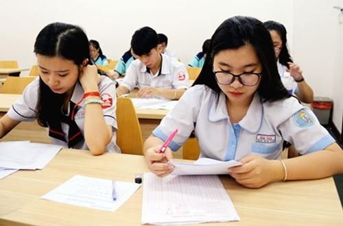Bộ Giáo dục và Đào tạo sẽ sớm công bố đề thi THPT Quốc gia 2019 minh họa