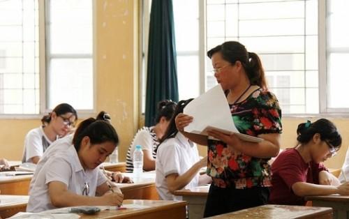 Có thể hủy kết quả thi THPT Quốc gia của Sơn La vì dữ liệu bài thi bị mất tích