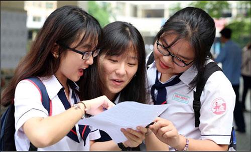 Đã có tổ hợp môn xét tuyển Cao đẳng, Đại học năm 2018 và danh sách các khối thi