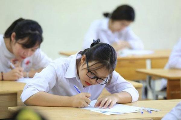 Thí sinh thi tốt nghiệp THPT 2020 buộc phải tuân thủ các quy định trong phòng thi