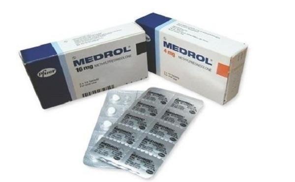 Dược sĩ tư vấn công dụng và liều dùng của thuốc Medrol