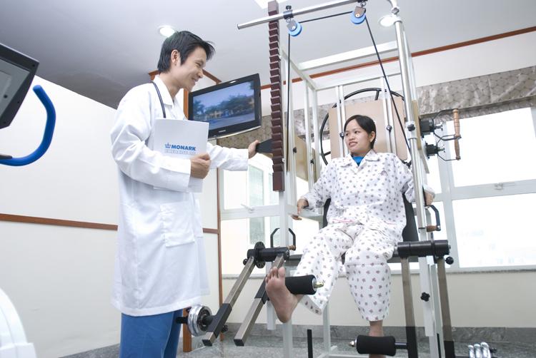 Danh sách địa chỉ chữa bệnh bằng phương pháp Vật lý trị liệu tại Hà Nội