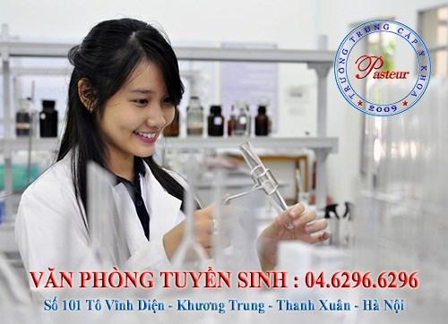 Học lớp Trung cấp Dược sĩ buổi tối ở đâu tại Hà Nội?