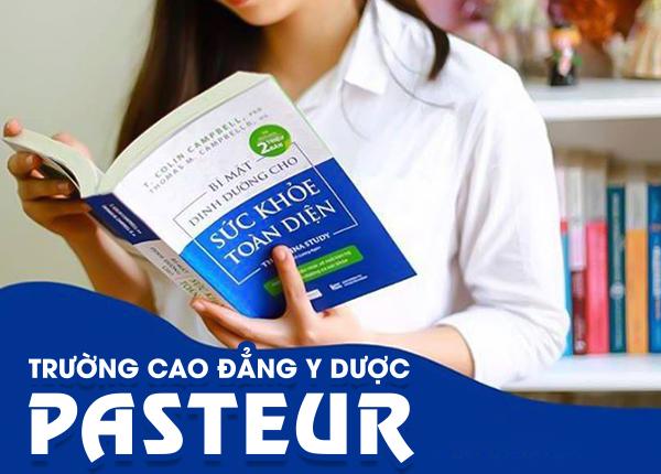Trường Cao đẳng Y Dược Pasteur đào tạo gắn liền thực hành
