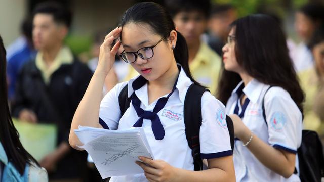 Thí sinh có 10 ngày để phúc khảo bài thi THPT Quốc gia năm 2018