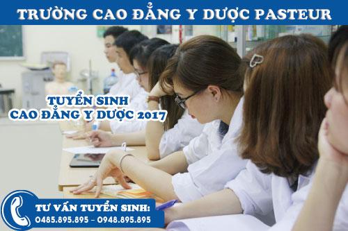 Cao đẳng Dược Hà Nội thông báo xét tuyển nguyện vọng bổ sung năm 2017