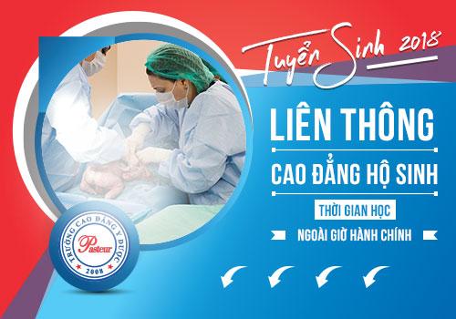 Địa chỉ đào tạo Liên thông Cao đẳng Hộ sinh tốt nhất tại Hà Nội