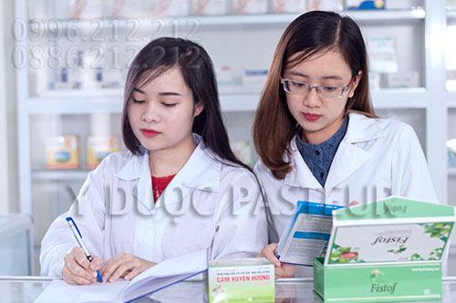 Trường Cao đẳng Y Dược Pasteur địa chỉ uy tín đào tạo Cao đẳng Dược